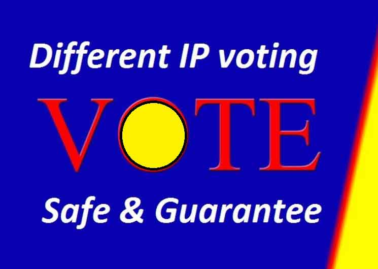 Buy IP Votes for your contest