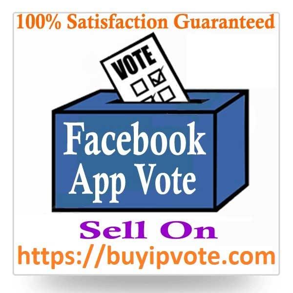 Buy Facebook-Votes