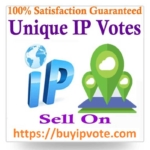 Buy IP Votes for your online contest