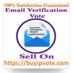 Buy Email Verification Vote