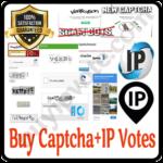 Buy IP+Captcha votes